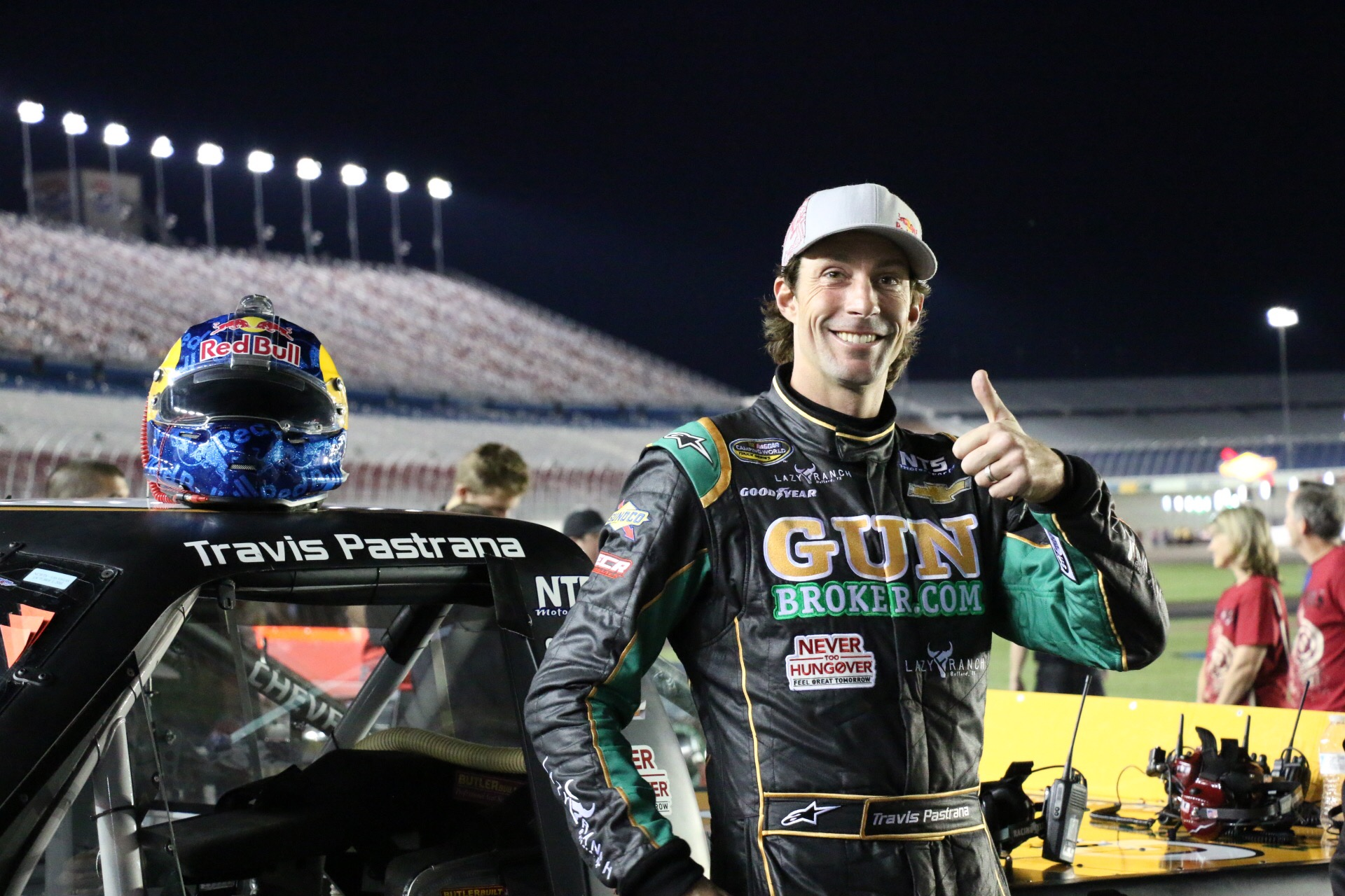 The 34-year old son of father Robert Pastrana and mother Debby Pastrana Travis Pastrana in 2018 photo. Travis Pastrana earned a  million dollar salary - leaving the net worth at 24 million in 2018