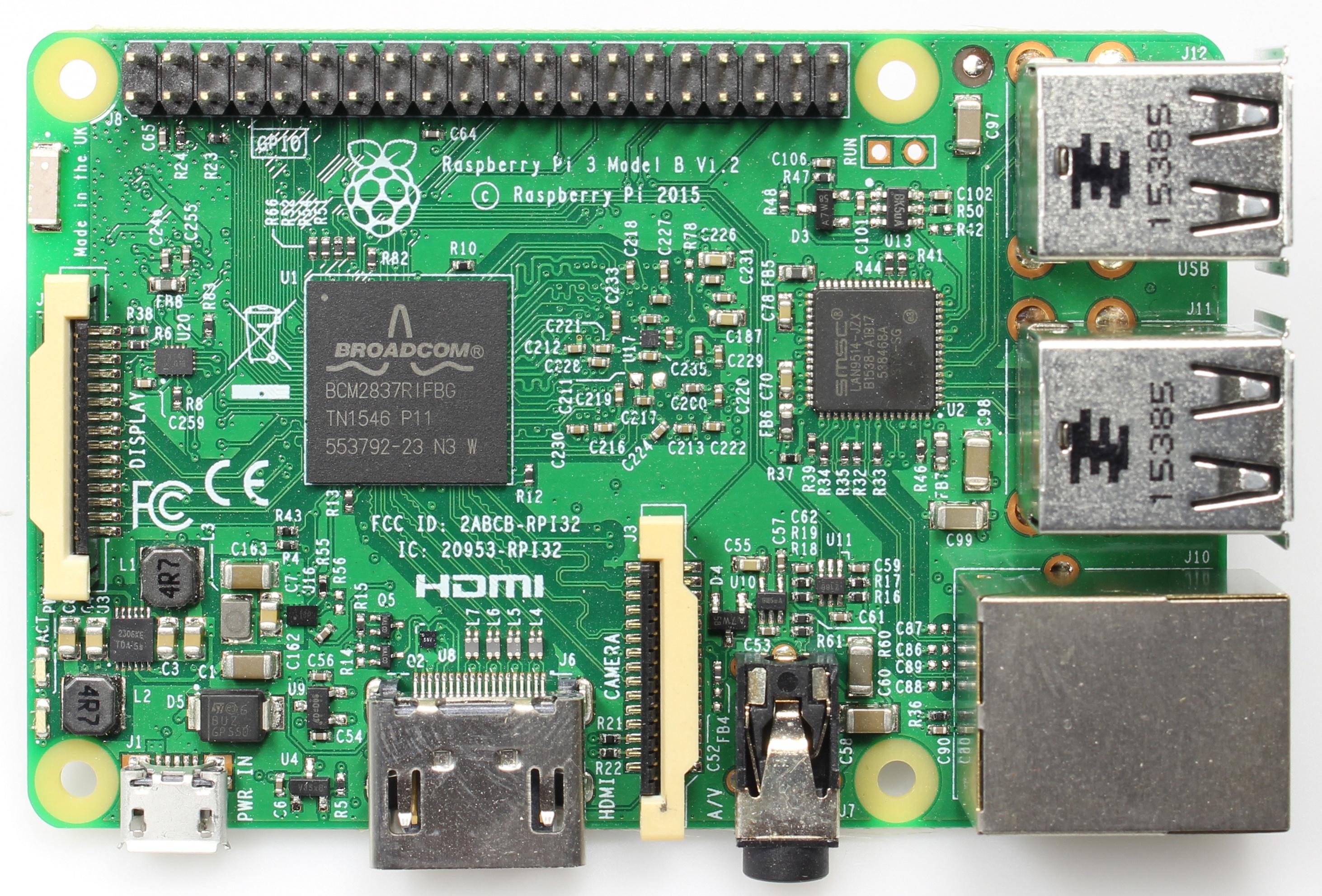 Raspberry Pi – Wikipedia