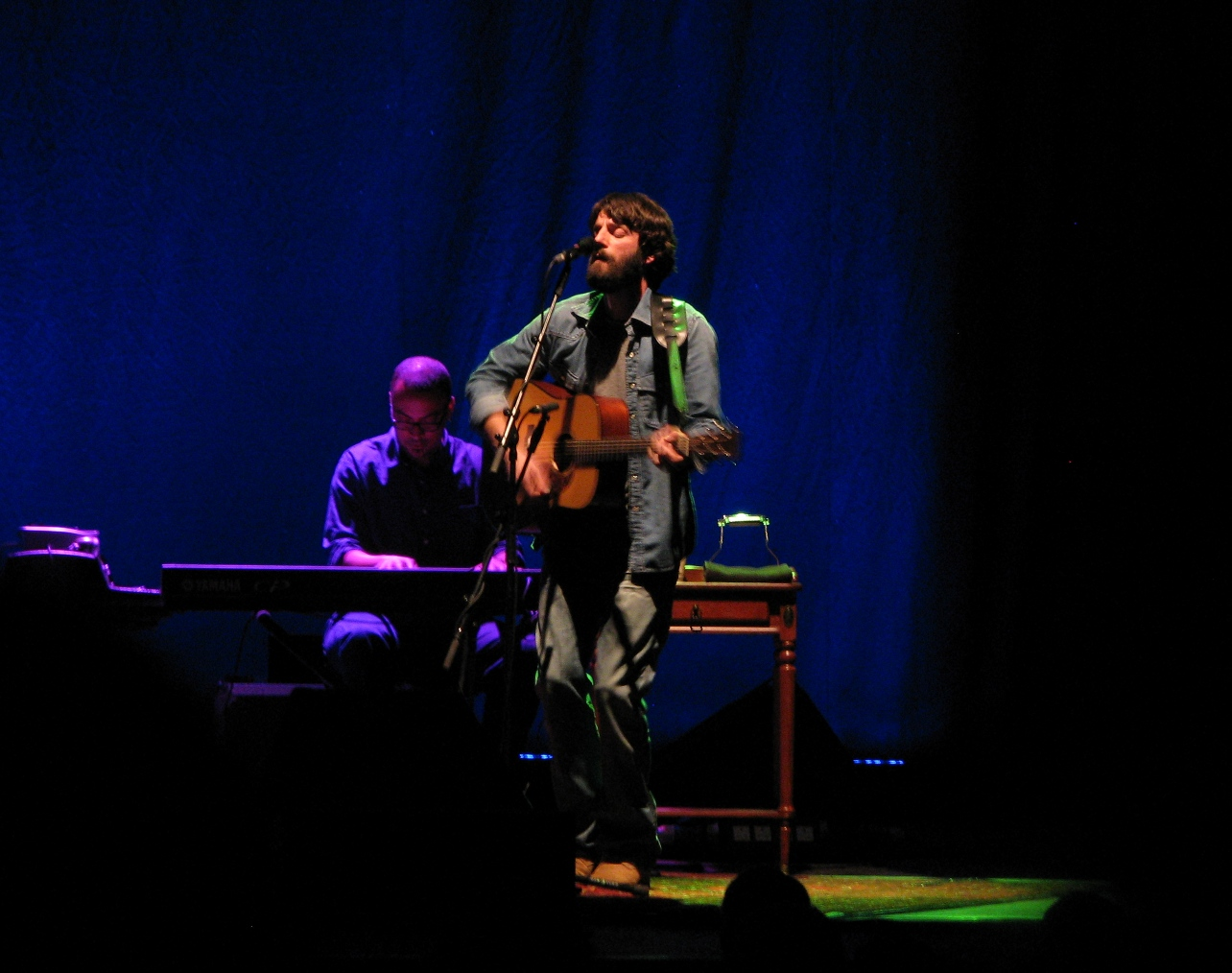 Ray Lamontagne God Willin And The Creek Don'T Rise Torrent