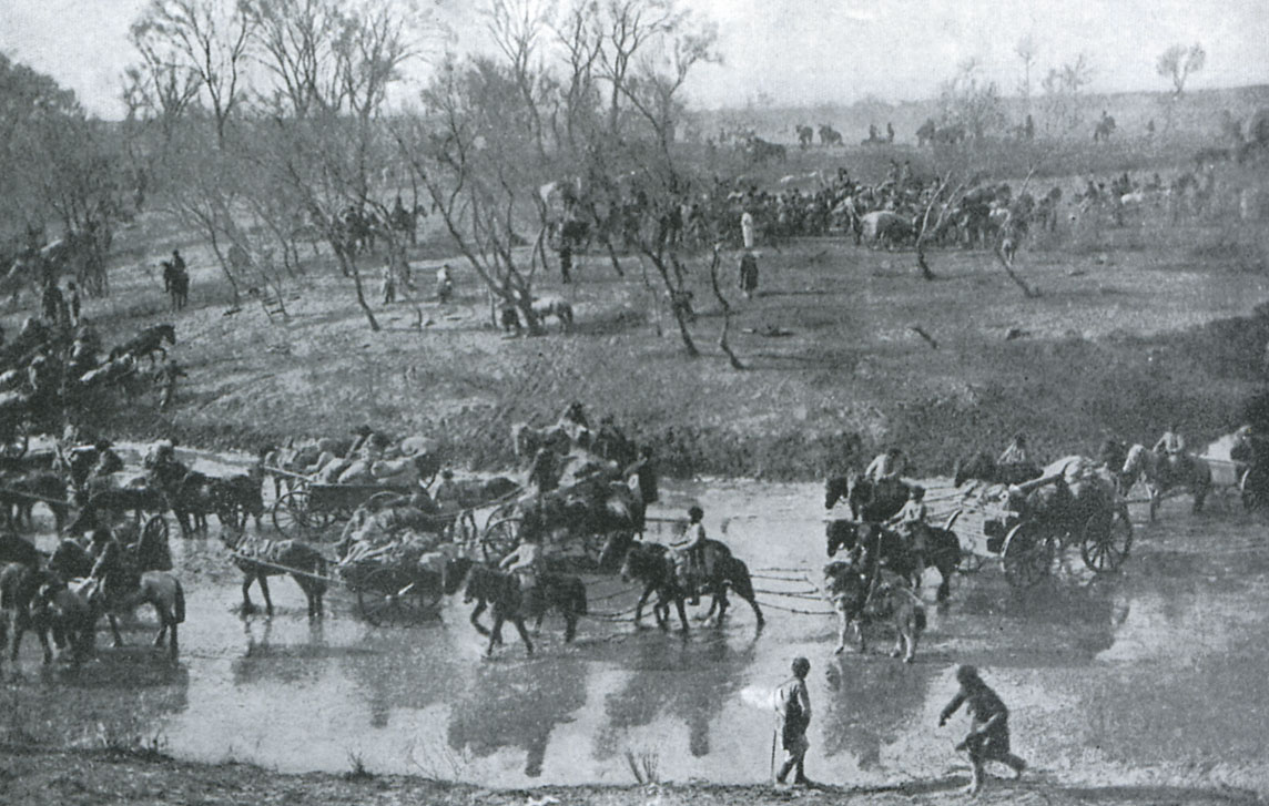 Retreat_of_the_Russian_Army_after_the_Battle_of_Mukden.jpg