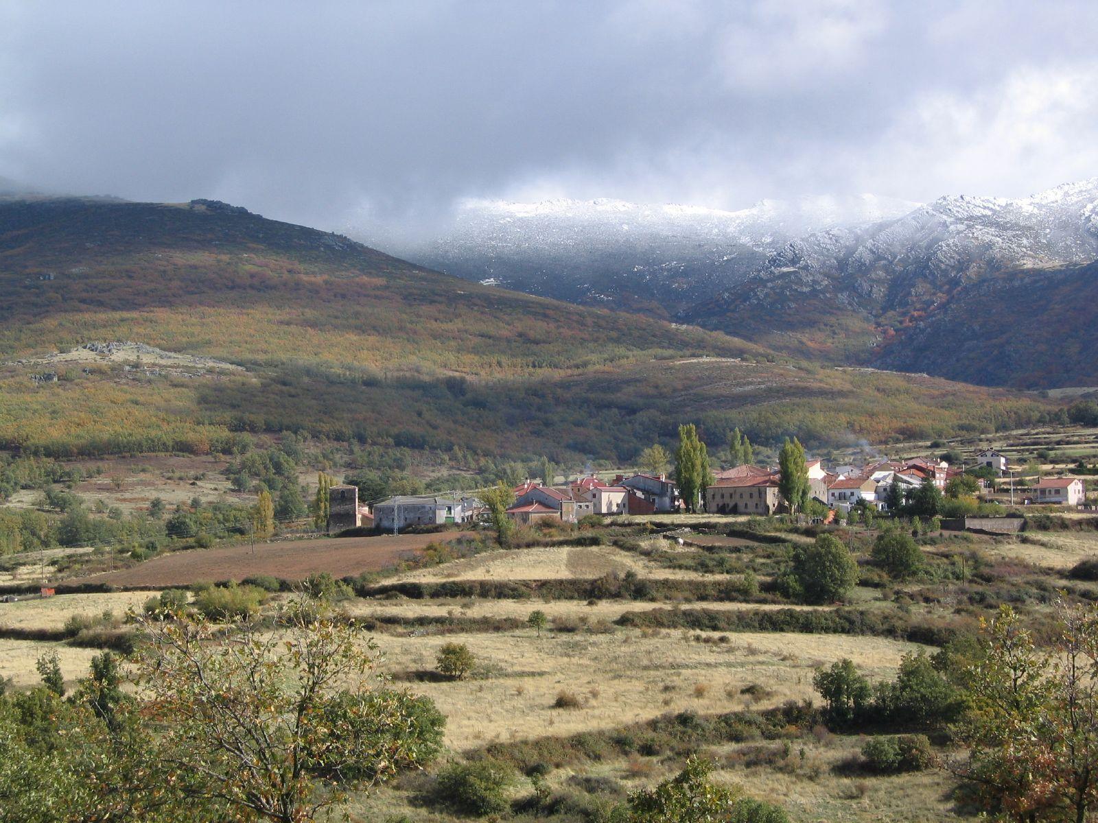 Predicción por municipios. Riofrío de Riaza (Segovia)