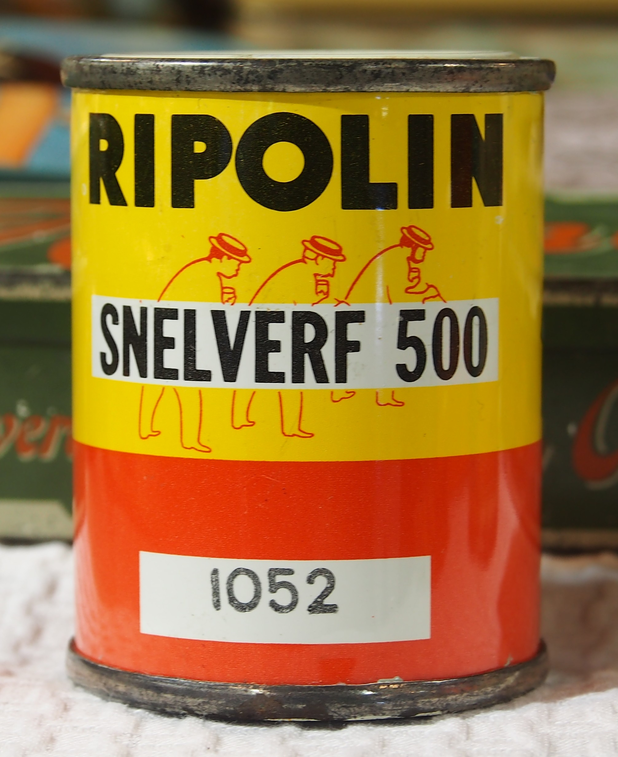 Tin Can Product Food Containing Palm Oil Ralphs