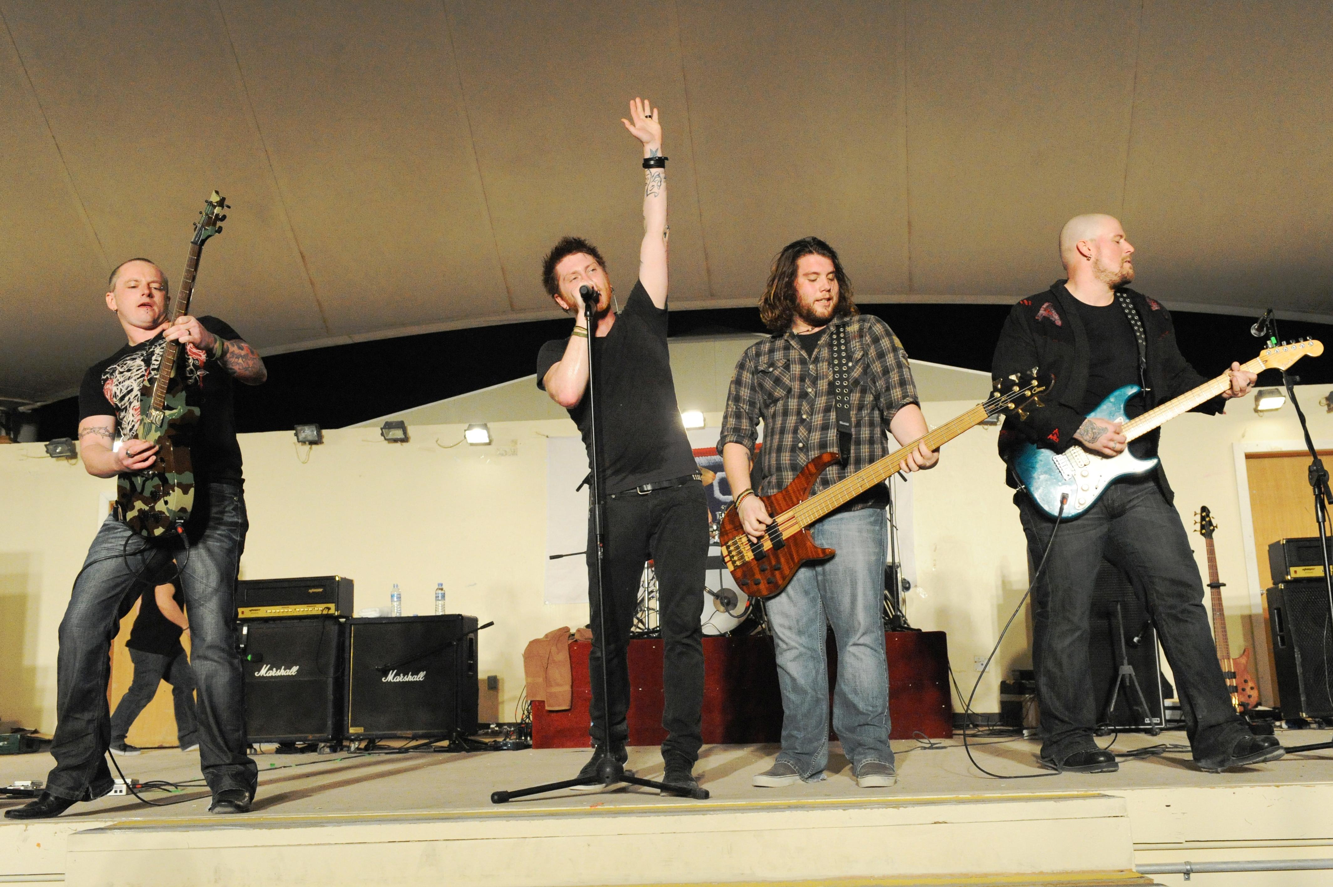 U.S. Air Force Band Rock Group, The - Mach 1