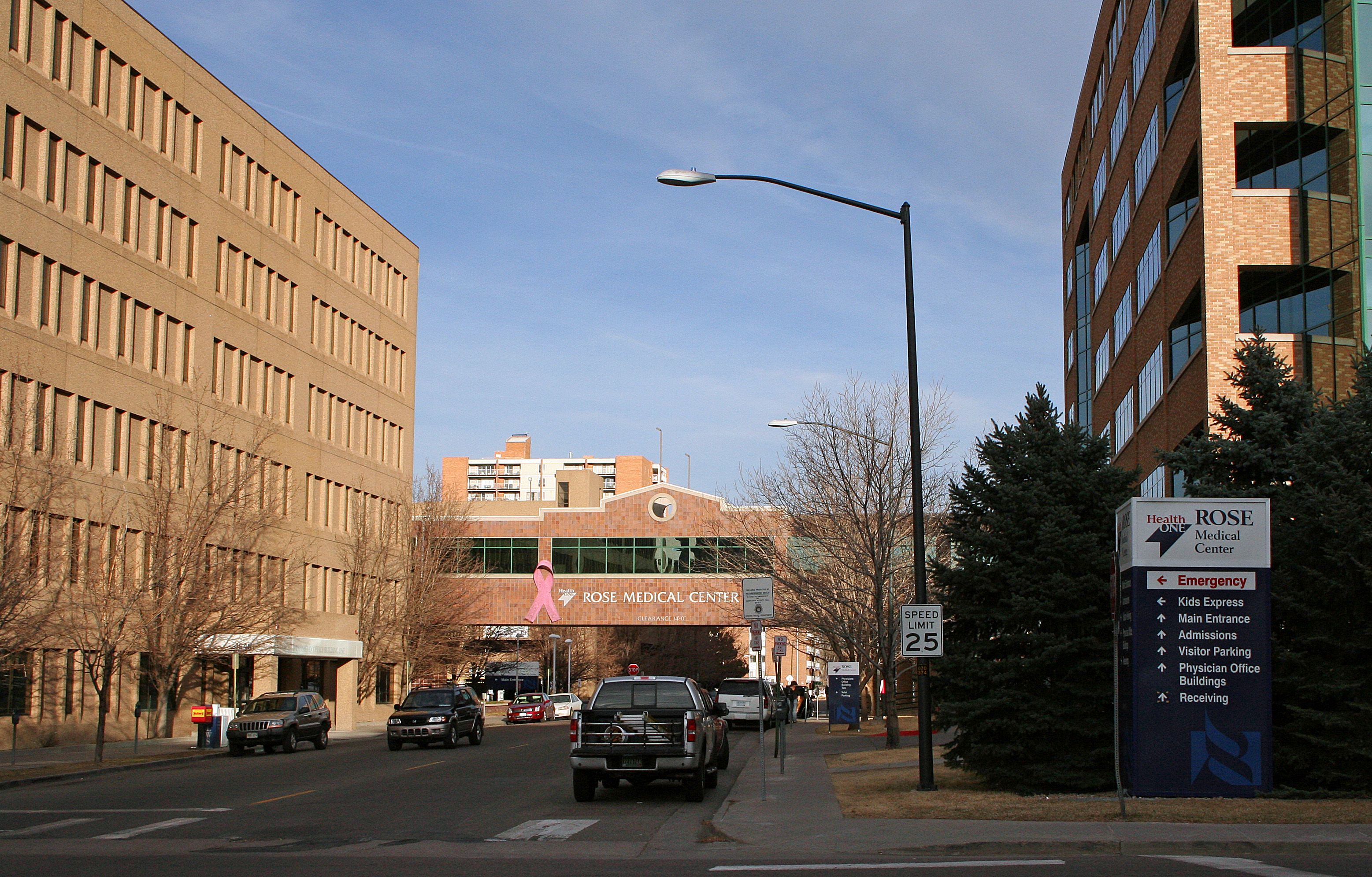 East Avenue Medical Center Website http://wn.com/Rose_Medical_Center