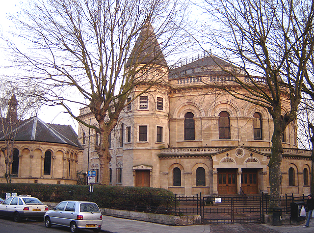 The Round Chapel, Hackney image from Wikipedia