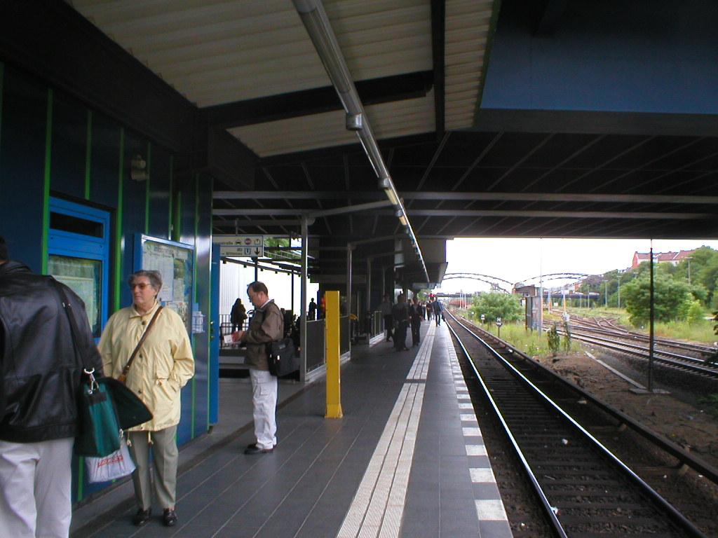 Berlin Hermannstraße Station