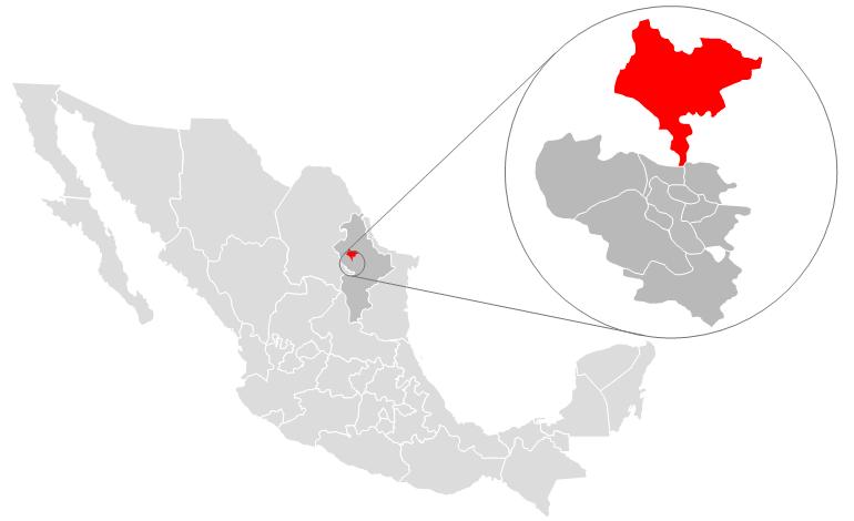 Salinas Mexico Map.Salinas Victoria Wikipedia