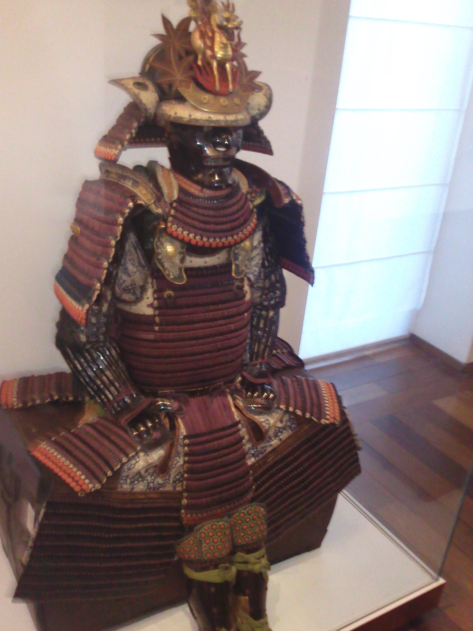 File Samurai Armor Guimet Museum Paris Jpg Wikimedia Commons