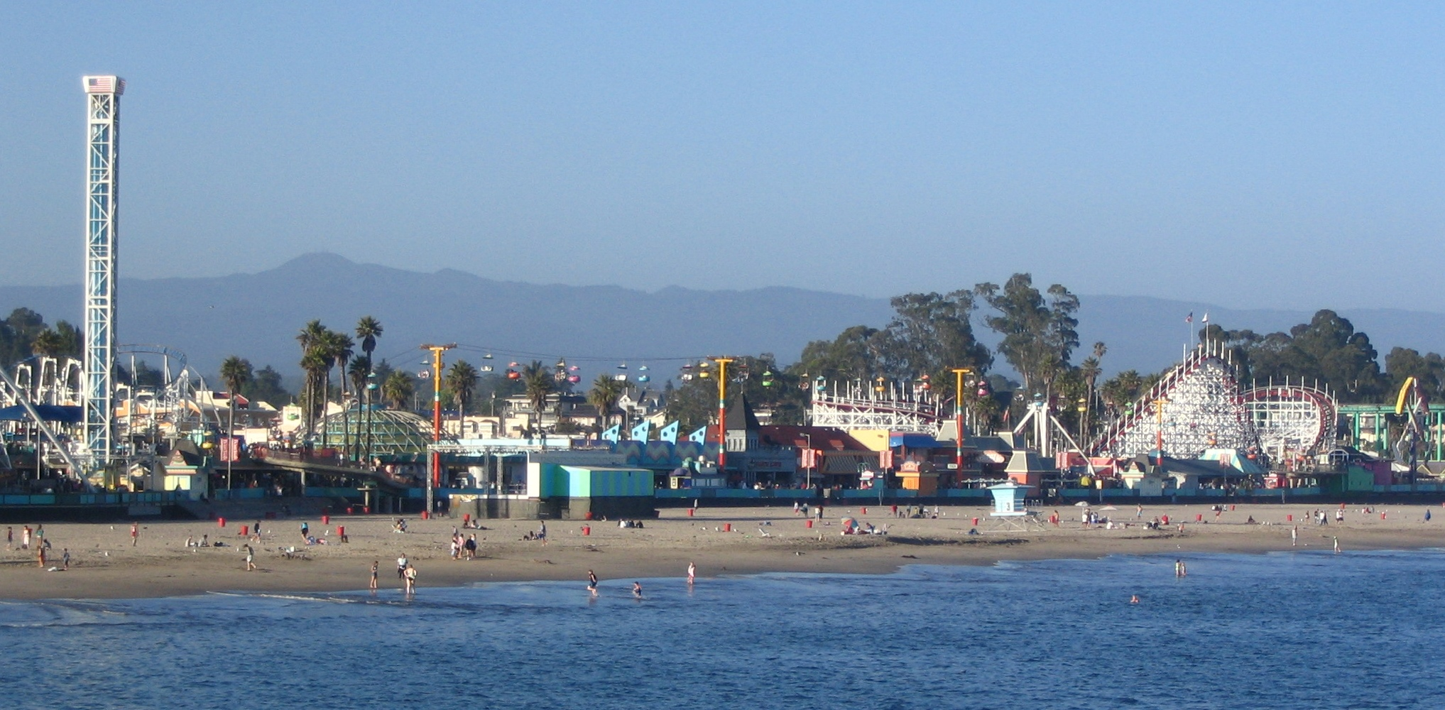 santa cruz california creative small towns