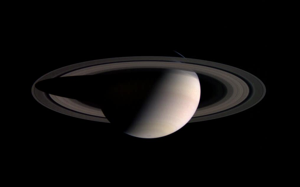 new pictures from saturn cassini - photo #19