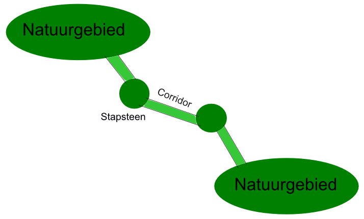 Ecologische Verbindingszone Wikipedia
