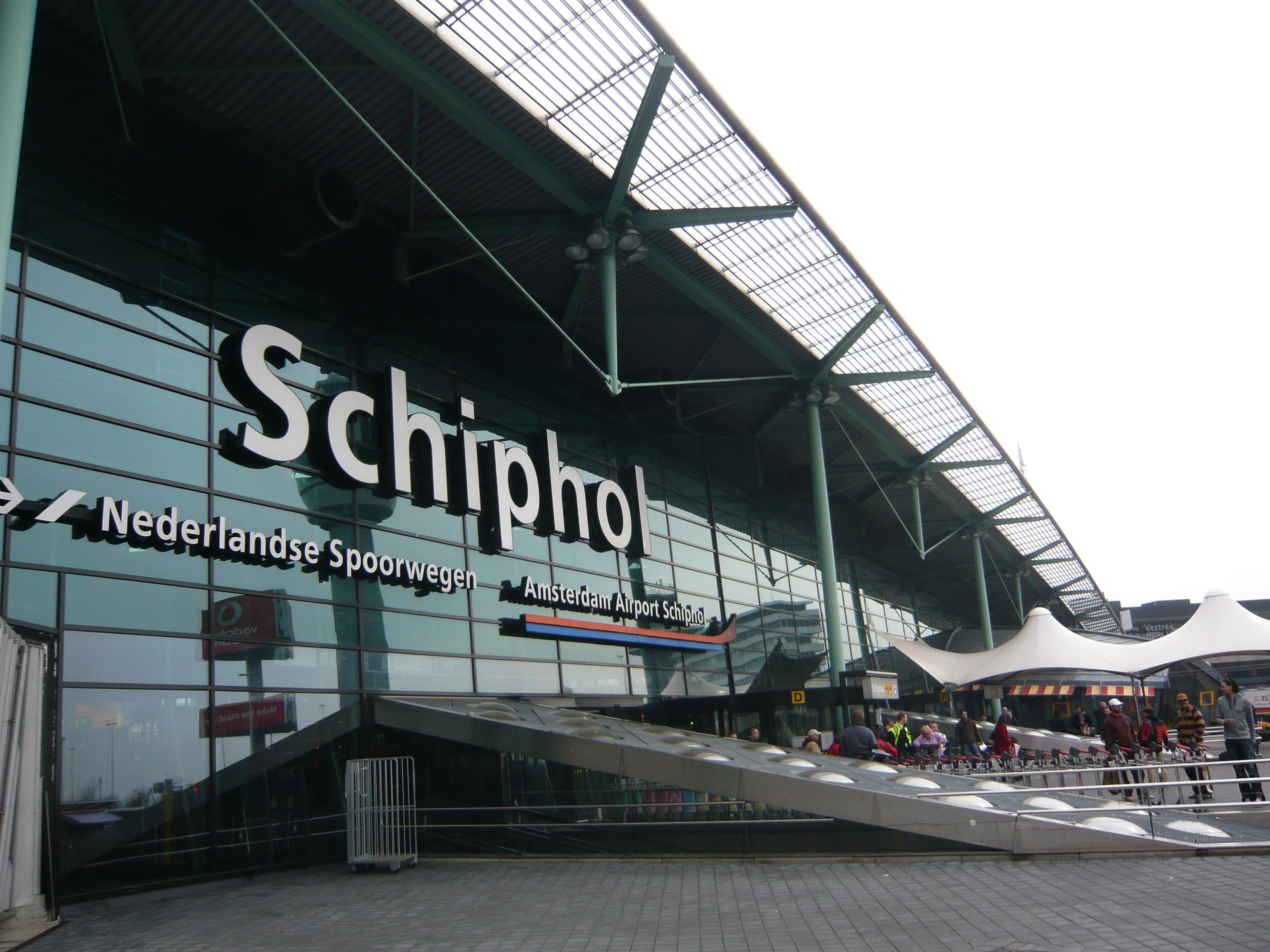 Bildresultat för schiphol airport