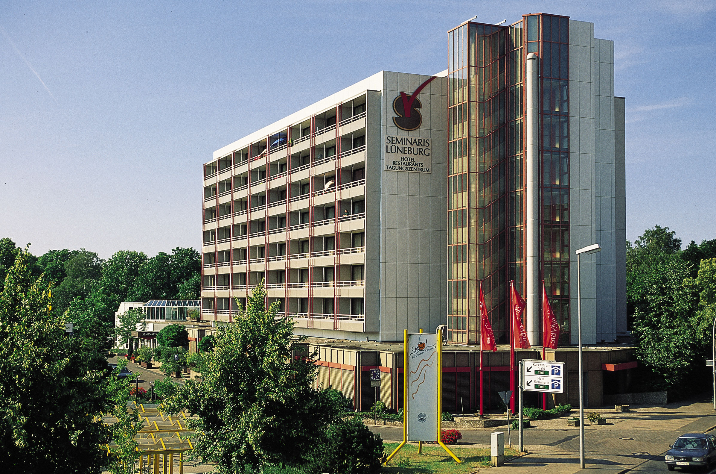 Hotel In Luneburg Wellneb
