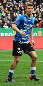Shkodran Maholli Swedish footballer