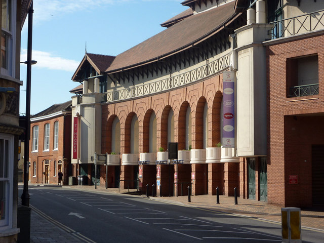 Buttermarket Ipswich Car Park Charges