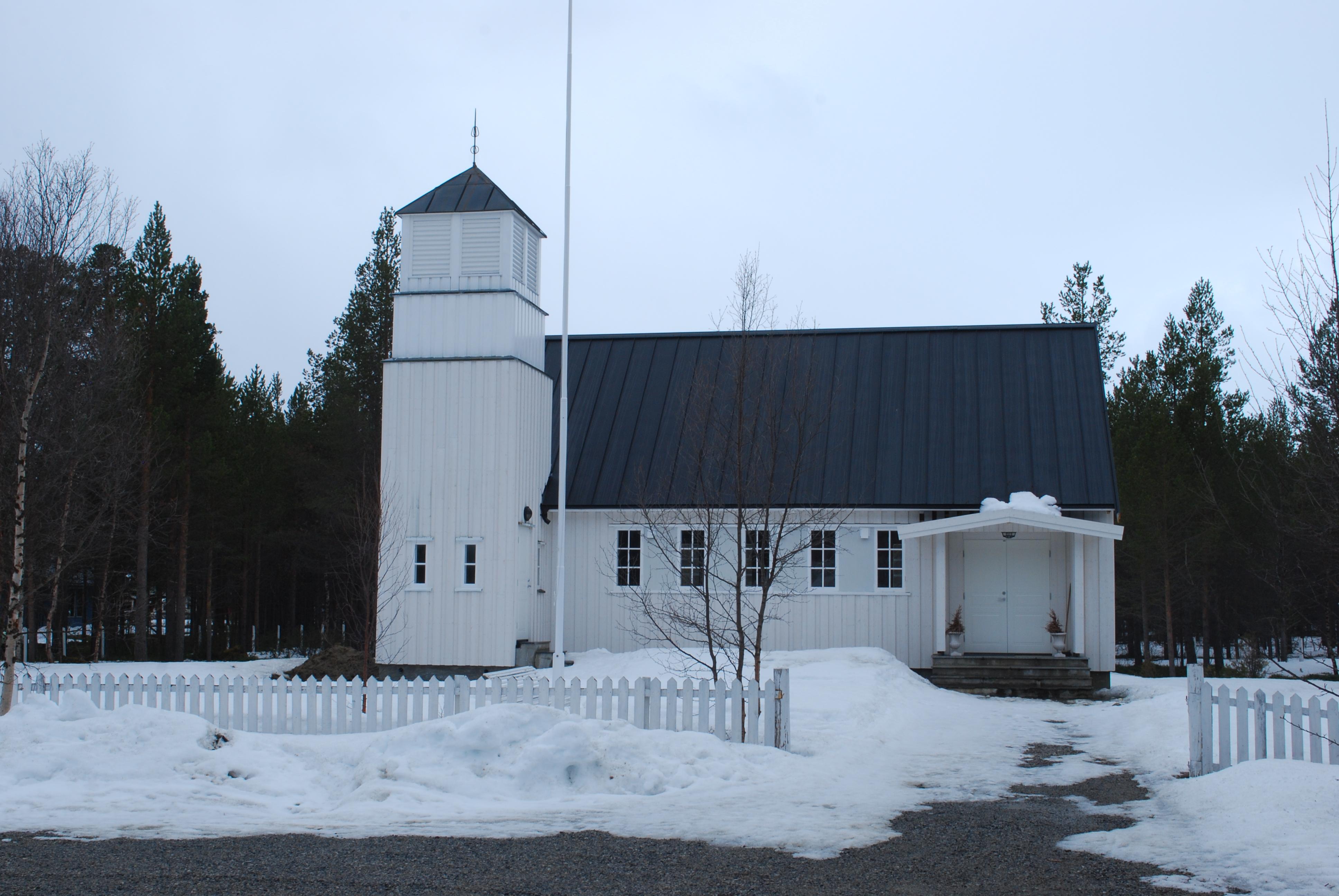 Skoganvarre kapell