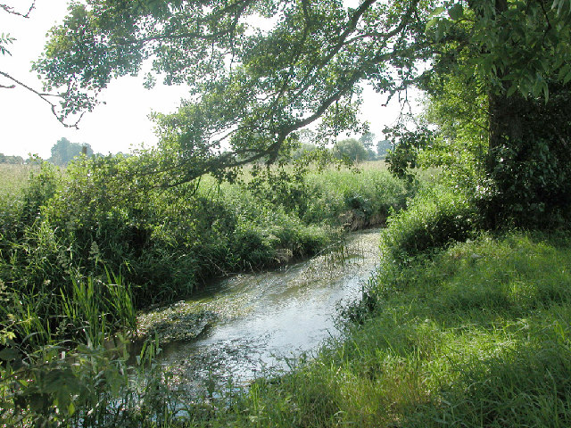 Sor Brook (Oxfordshire) - geograph.org.uk - 34277