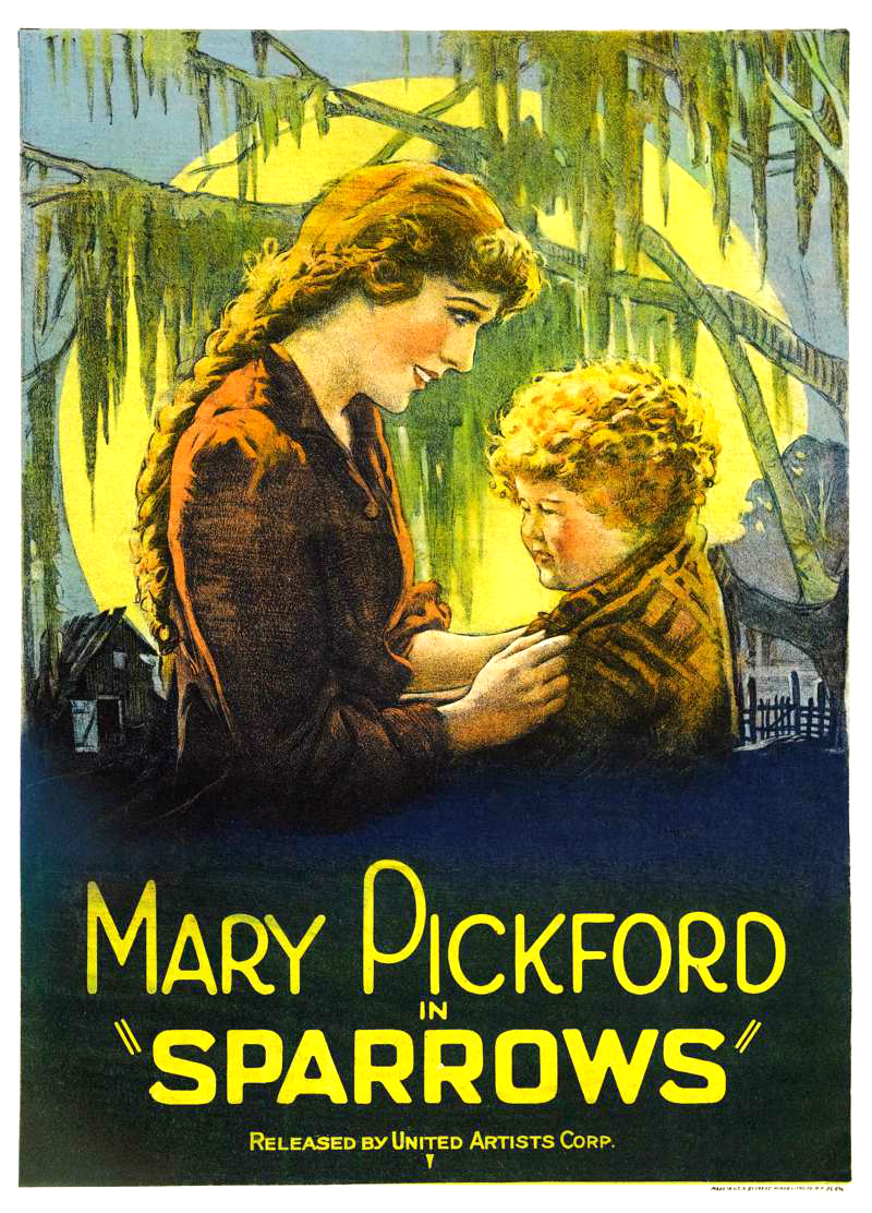 [Cine Mudo] Mary Pickford - Gorriones (1926) [MEGA]