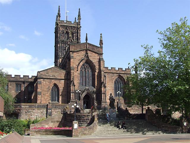 St. Peter's Collegiate Church, Wolverhampton