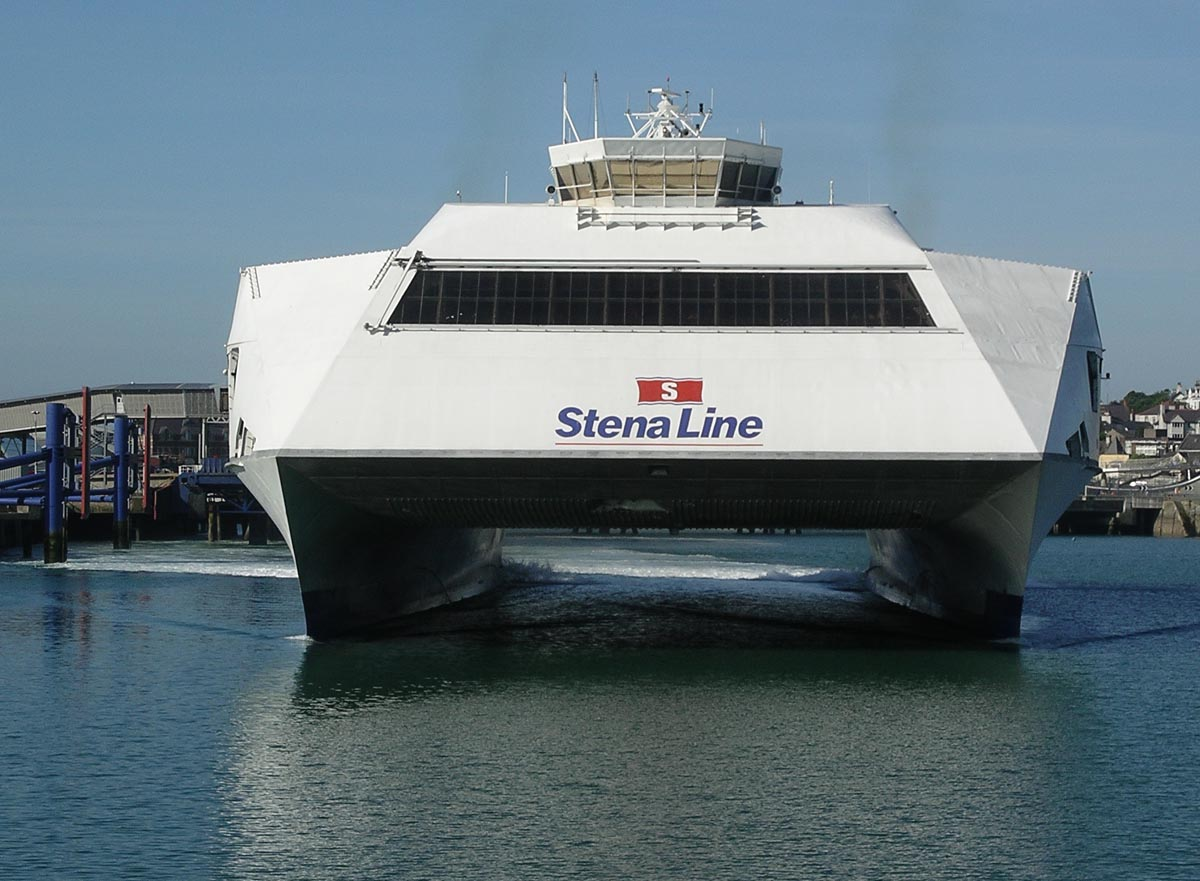 Ferry To Ireland From Holyhead >> High Speed Sea Service Wikipedia