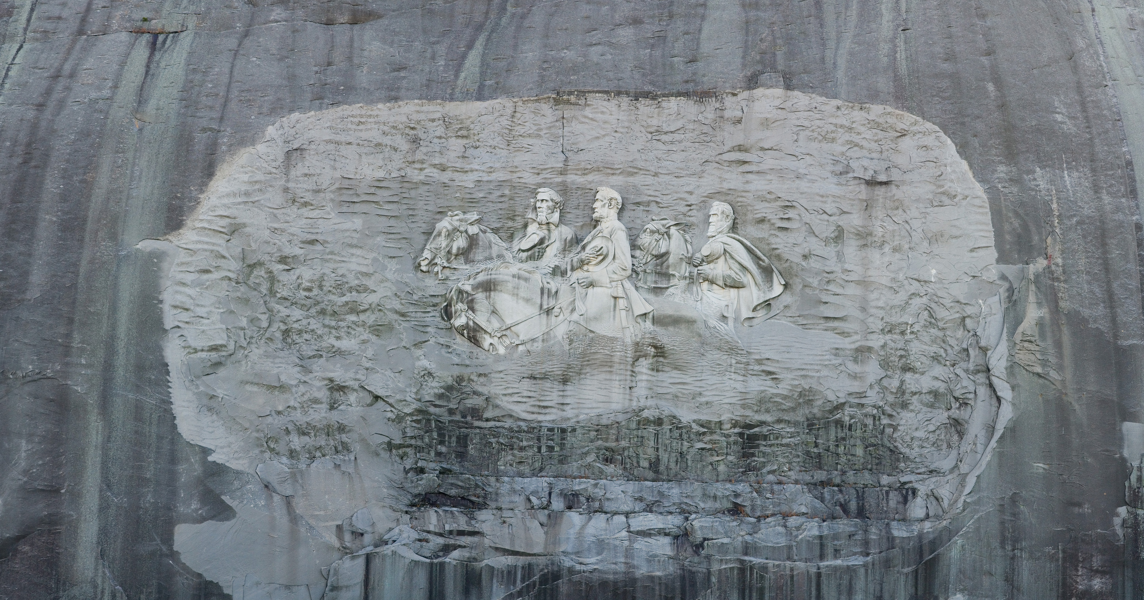 A different kind of masterpiece stone mountain georgia