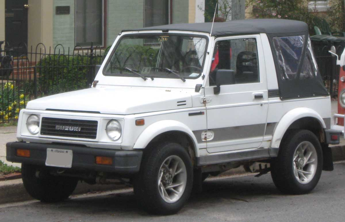 new car modification suzuki samurai pictures. Black Bedroom Furniture Sets. Home Design Ideas