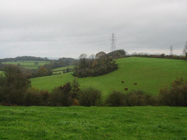 Swanwick countryside - geograph.org.uk - 97788