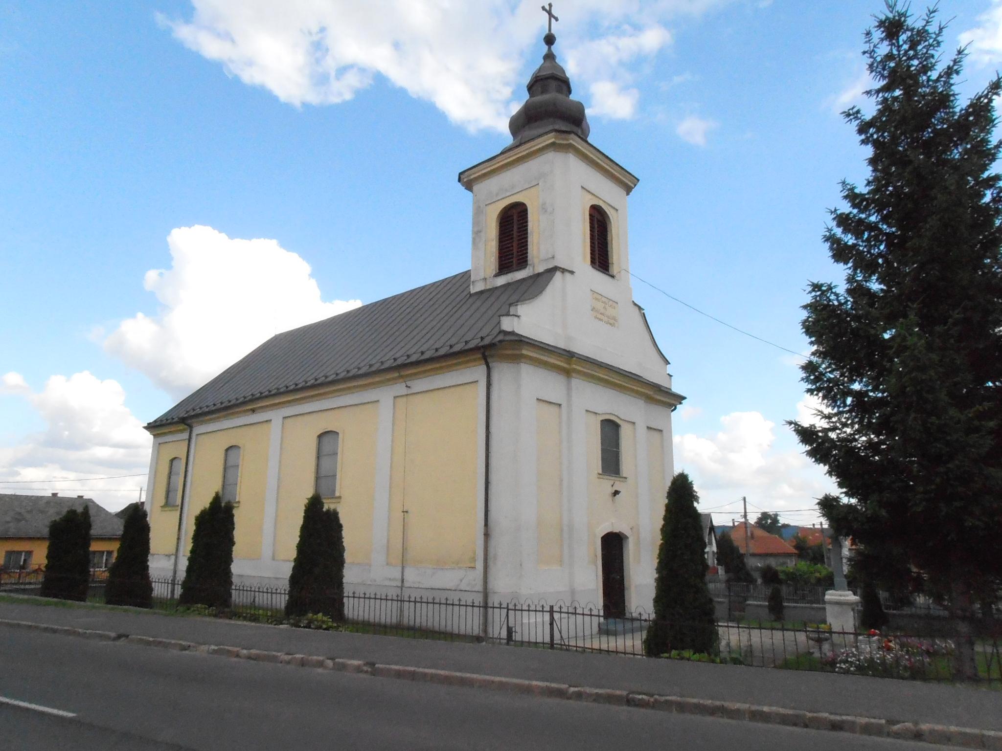 File:Szent József katolikus templom, Encs.JPG - Wikimedia ...