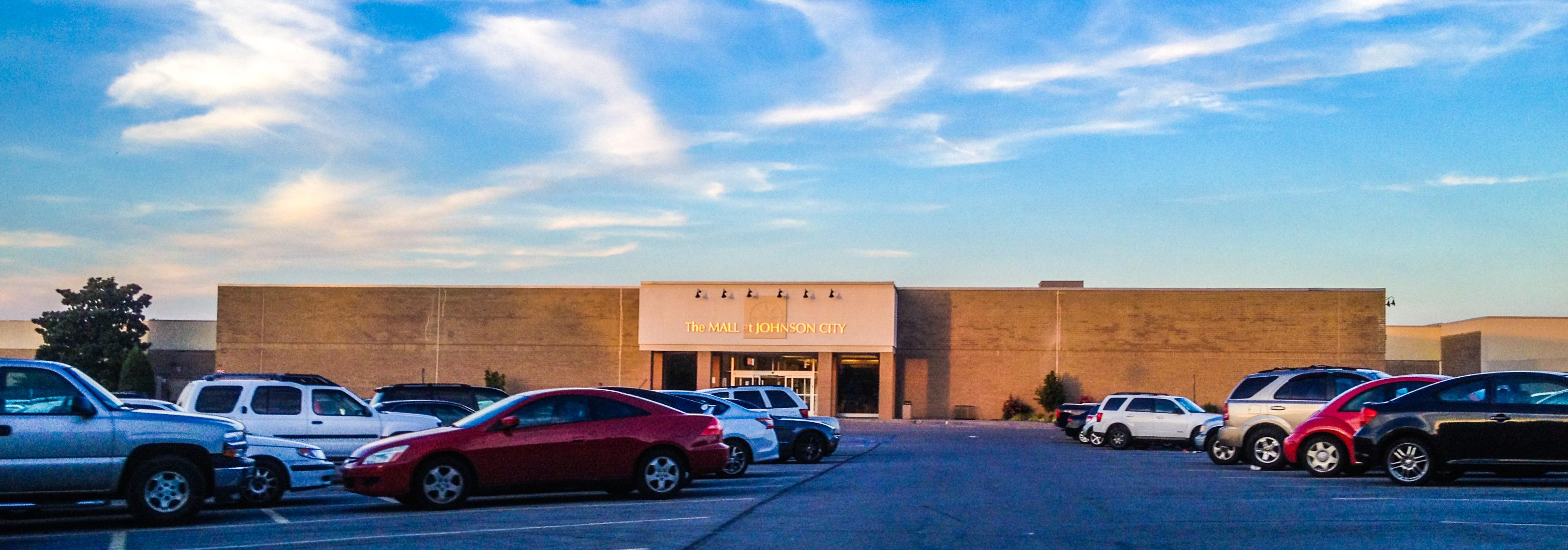9f6816b773c The Mall at Johnson City - Wikipedia