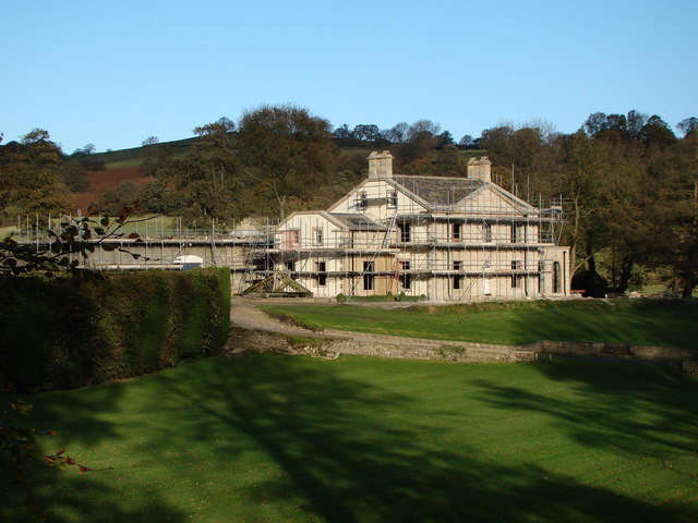 The Old Rectory at Addingham - geograph.org.uk - 1028833