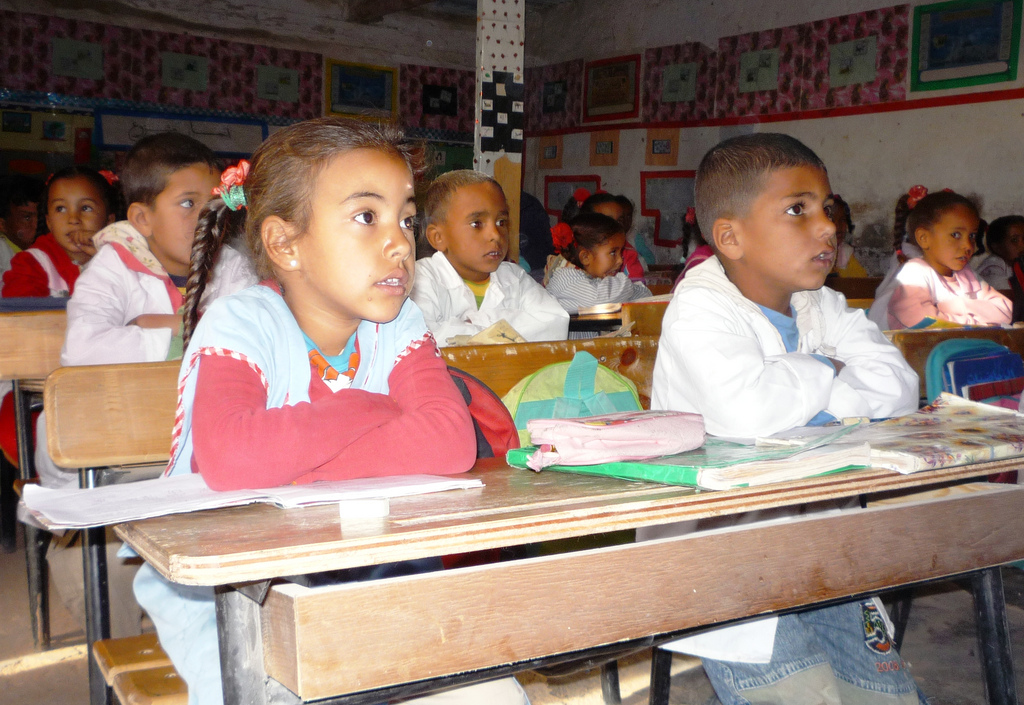 wiki education algeria