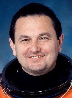 Cosmonaut Vladimir Titov, NASA photo (1992)Source: Wikipedia (www.jsc.nasa.gov unavailable December 2019) Titov_cropped.jpg