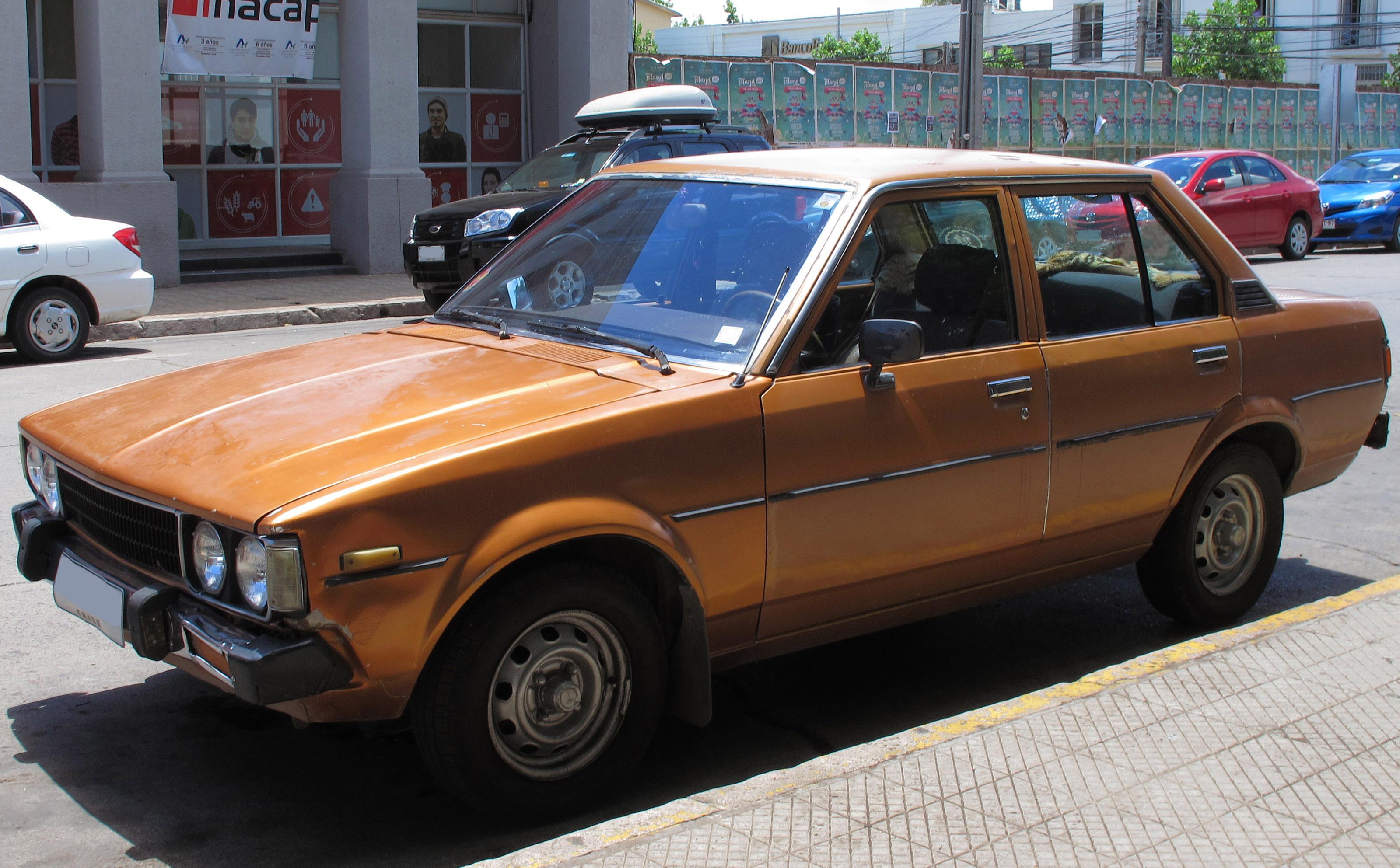 Kelebihan Corolla 1980 Top Model Tahun Ini