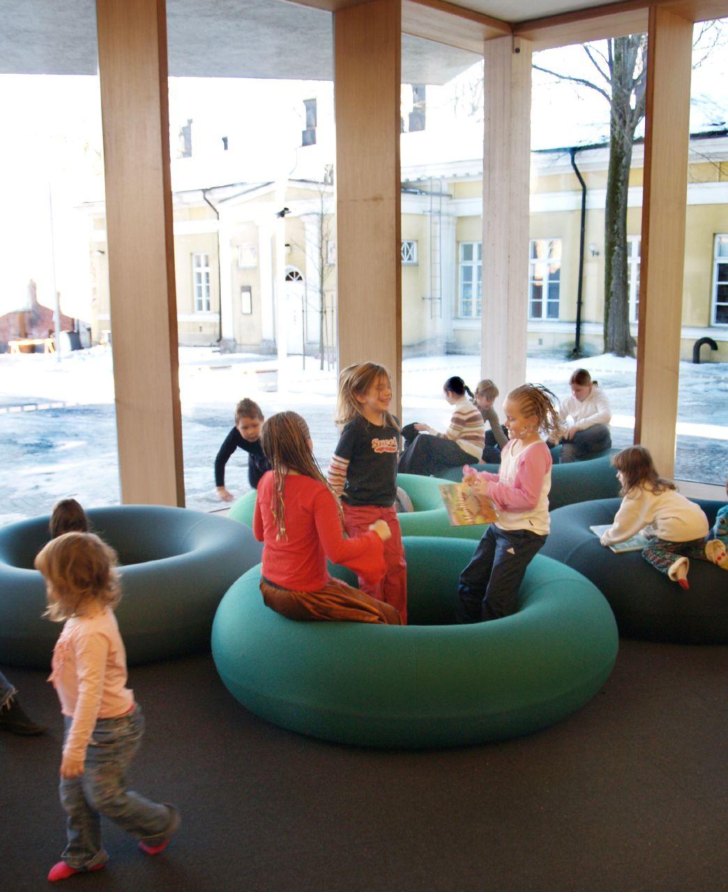 FileTurku Main Library New Part Childrens Sectionjpg