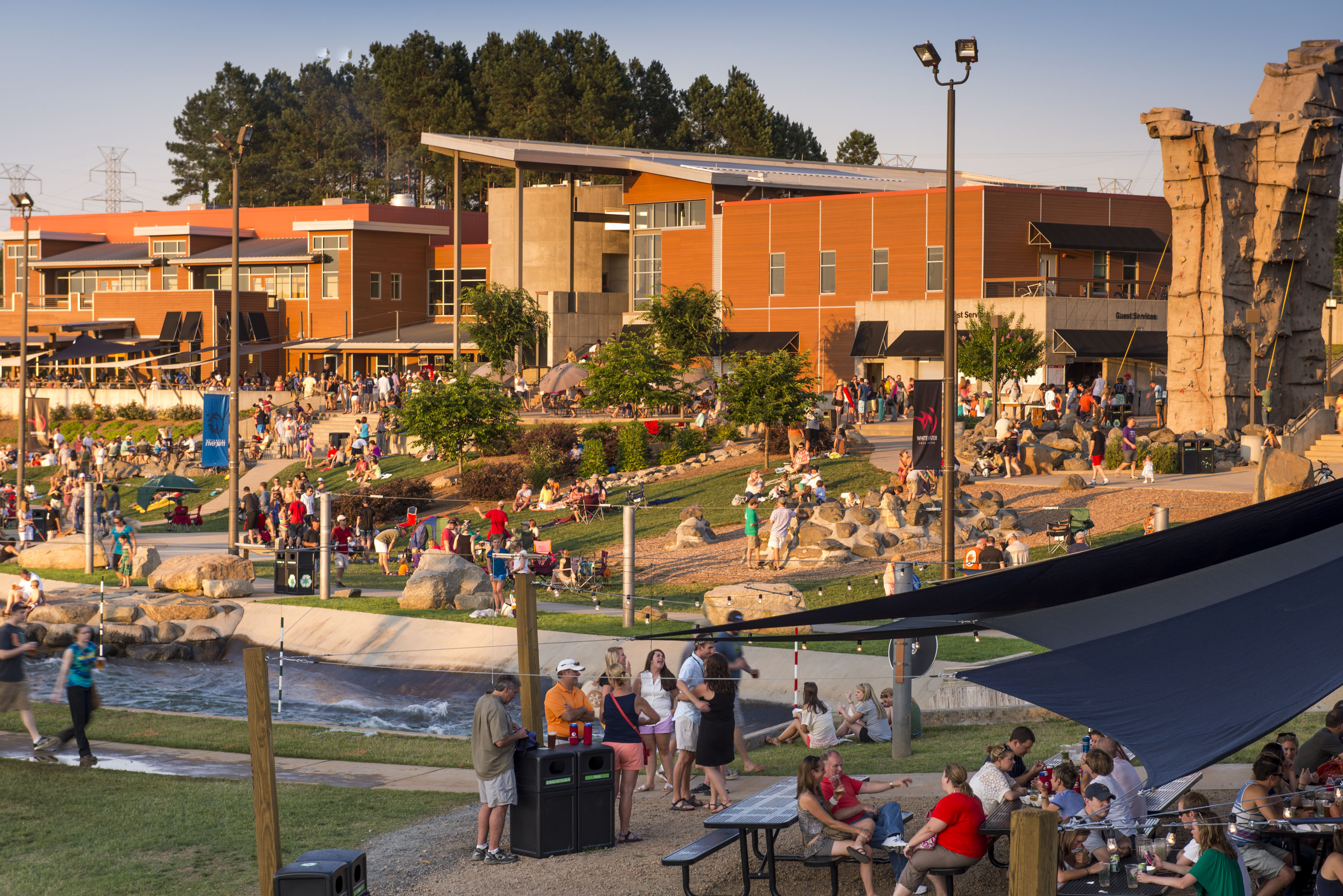 Image result for whitewater center