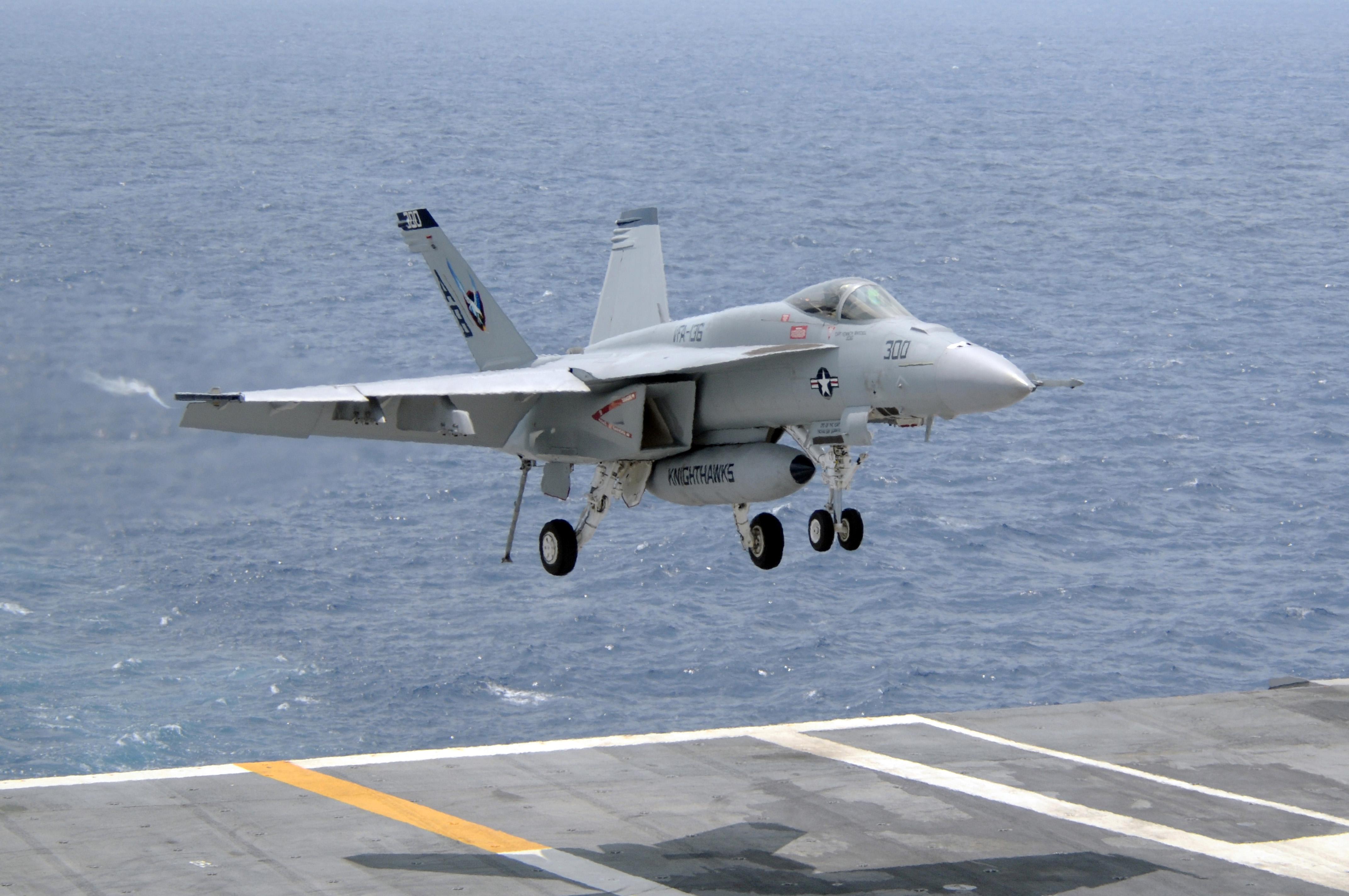 Aircraft Carrier Landing