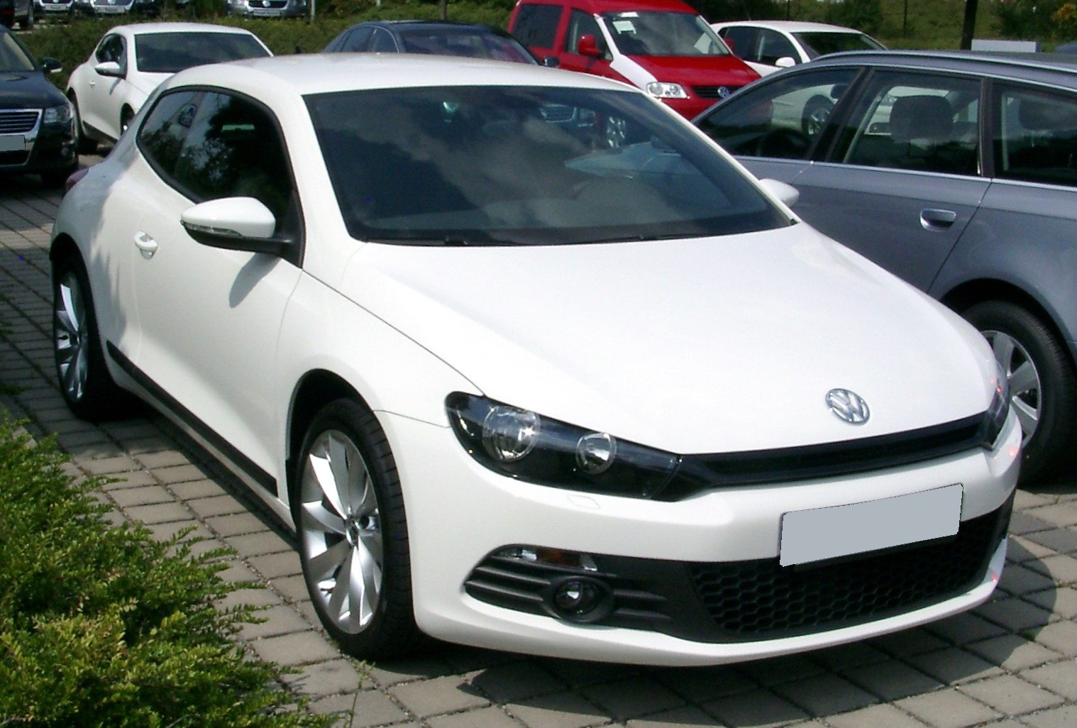 volkswagen scirocco. Black Bedroom Furniture Sets. Home Design Ideas