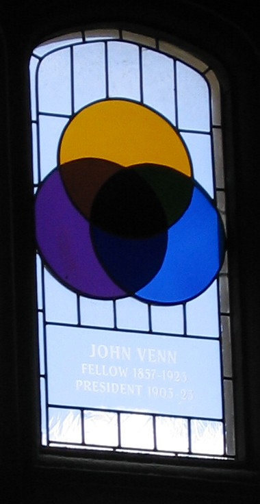 Make Your Own Venn Diagram: Venn-stainedglass-gonville-caius.jpg - Wikimedia Commons,Chart