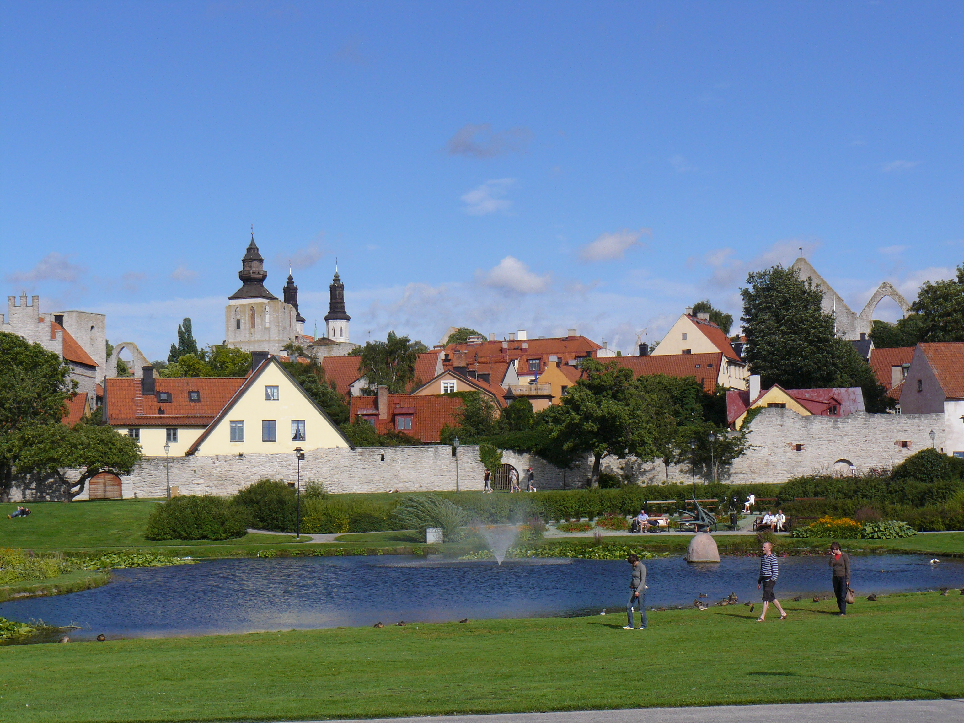 Visby - Wikipedia, la enciclopedia libre