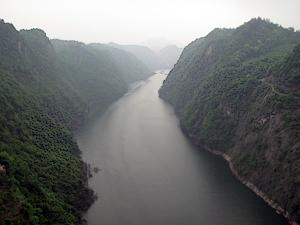 Wu River, China