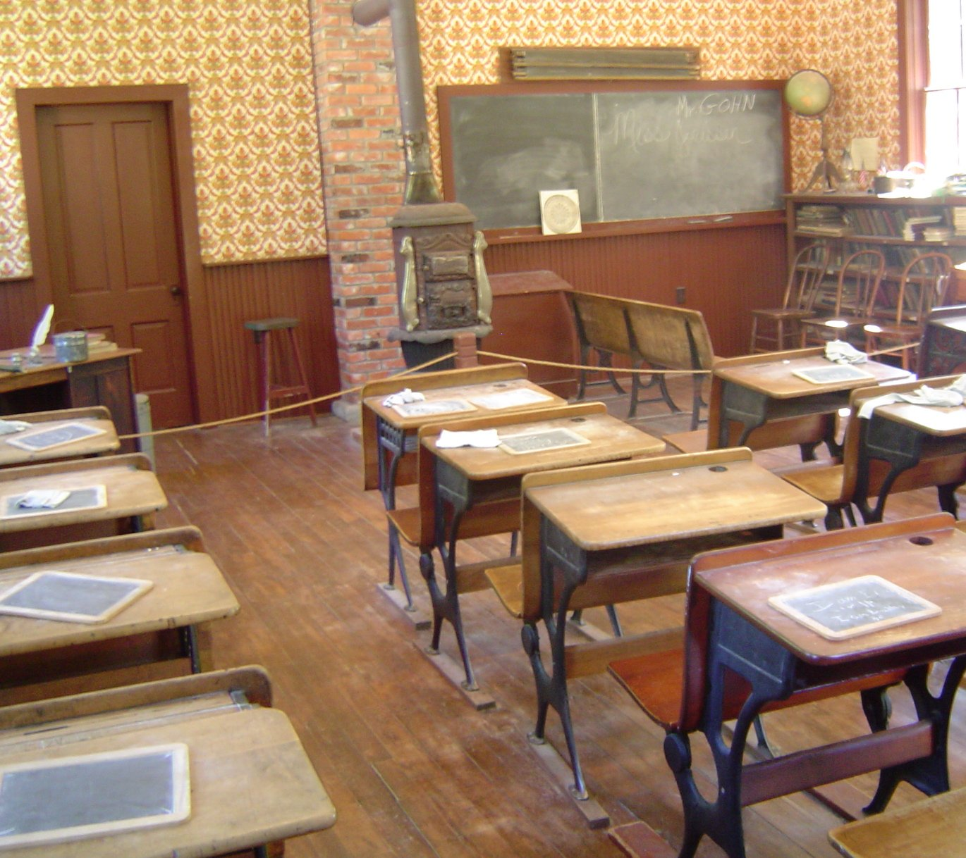 File:WPV One Room Schoolhouse