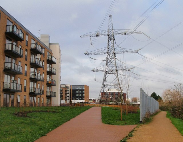 Wandle Trail - geograph.org.uk - 1603730