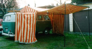 File:Westfalia privy tent with awning.jpg