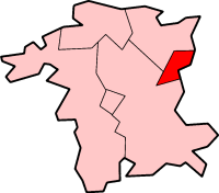 Lage in Worcestershire
