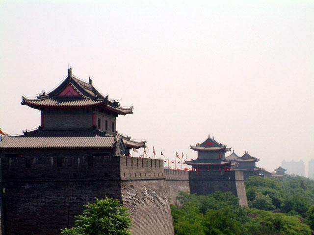 File:XiAn CityWall DiLou.jpg