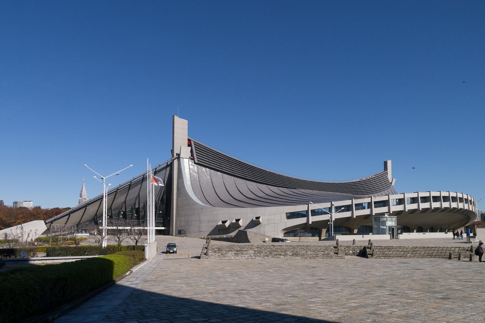 File Yoyogi National First Gymnasium 03 Jpg Wikimedia