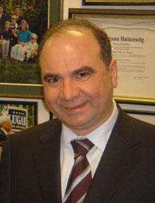 Zurab Zhvania Prime Minister of Georgia