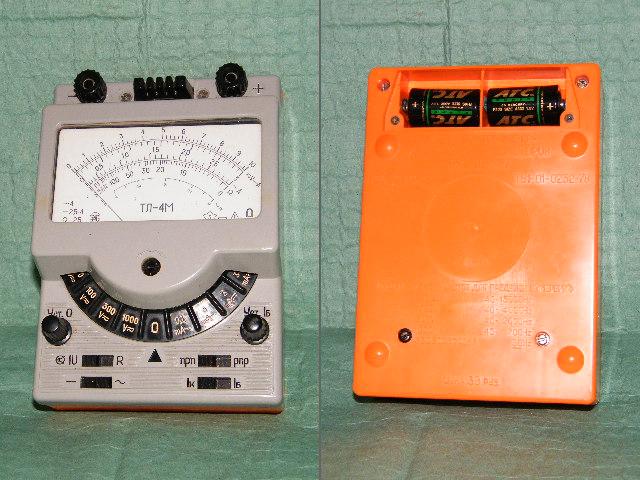 Тестер ТЛ-4М Нужна инструкция по эксплуатации - Инструкция для тл 4м.