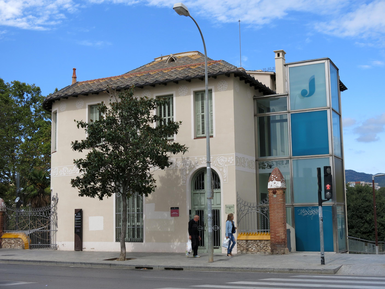 Archivo 013 casa baumann av jacquard terrassa jpg - Casas en terrassa ...