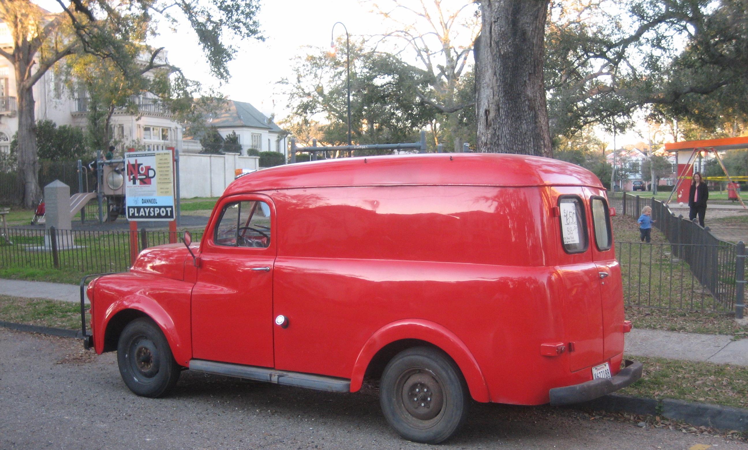 1953 Dodge Pilothouse Truck Parts Ford Victoria